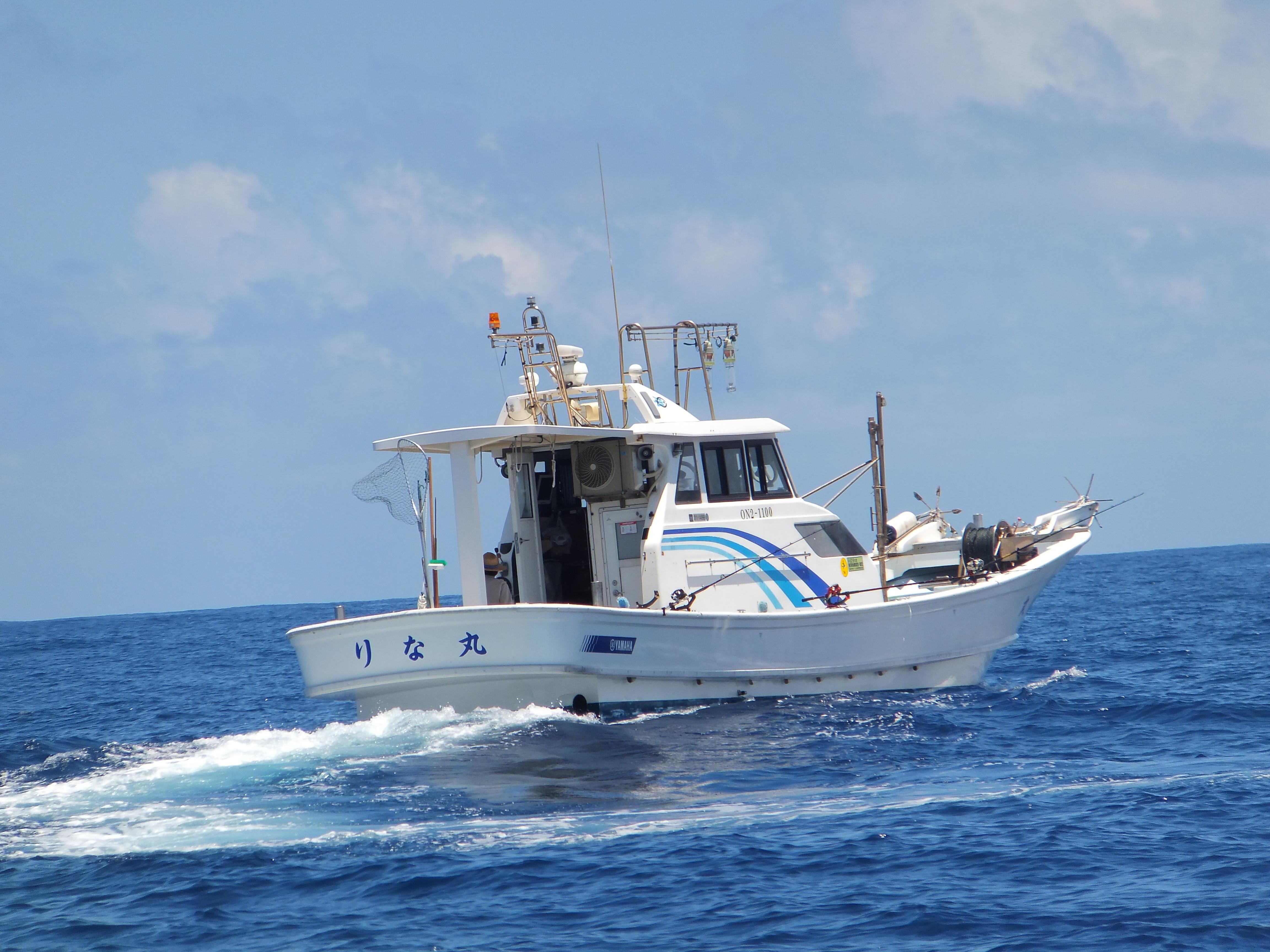 拖釣捕魚計劃