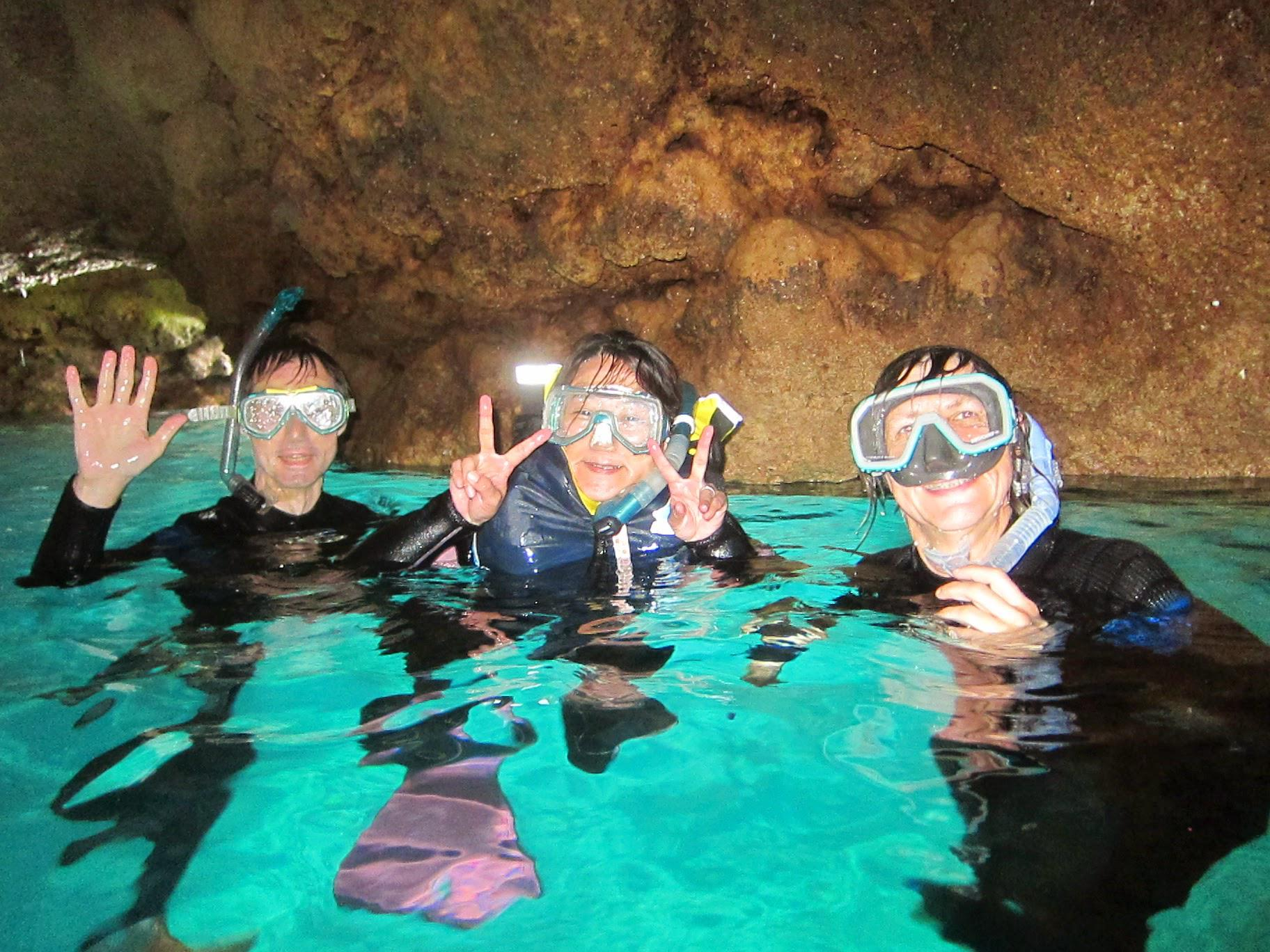 Blue Cave Boat Snorkeling